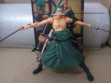 Zoro / Ace / Luffy Action Figures