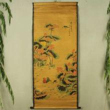 Antique collection Imitation ancient Mandarin Duck diagram