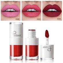 Pudaier Makeup 16 Color kyliejenner Matte Liquid Lipstick Long Lasting Moisturizing Lip Gloss Waterproof Non-stick Cup Tint