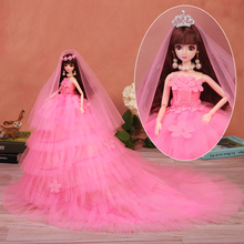 Removable Princess Dolls Toys For Girls Dolls Lol Reborn Doll Toy Girl Reborn Doll Toys For Children Change Clothing lol shell doll toys for girls godd quantly lol pearl dolls for kids child children blue and green stand by one piece generation