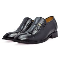 8125 Best Genuine Leather Dress Business Shoes In Hidden Height Increase Elevator Shoes Insole Grow Taller