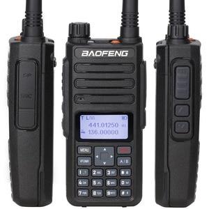 Image 3 - Baofeng DM 860 Dual Band Dual Time Slot DMR Digital/Analog 2Way Radio 136 174/400 470MHz 1024 Channels Ham Walkie Talkie DM 1801