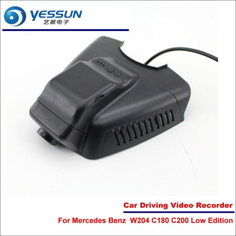YESSUN For Mercedes Benz E Class W212 W213 E180 E200 2013-2017 Car DVR Driving Video Recorder Front Camera Black Box Dash Cam yessun for mercedes benz c class w204 c180 c200 2010 2014 car dvr driving video recorder front camera black box dash cam