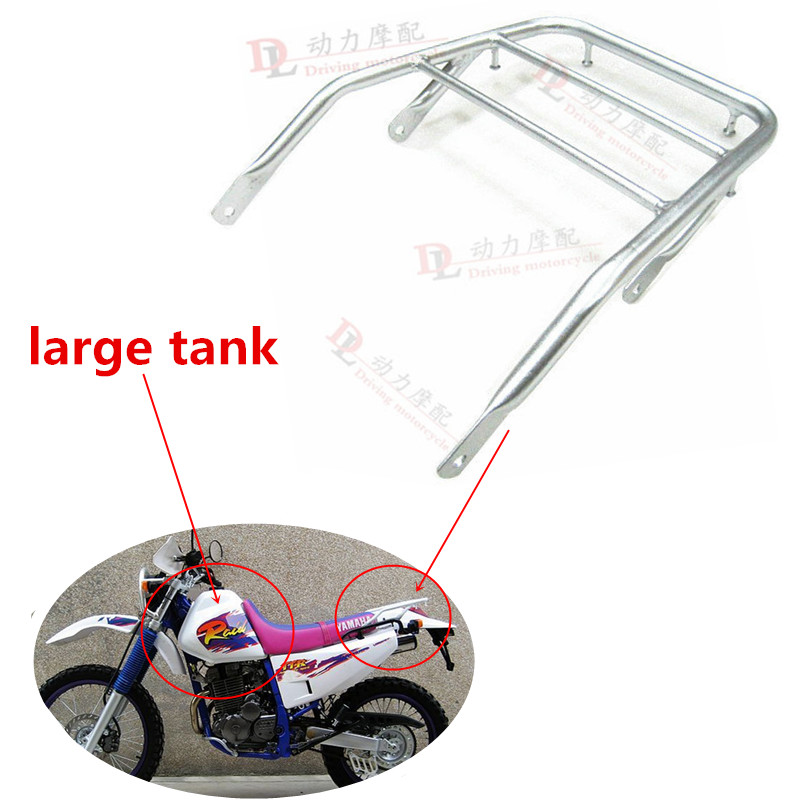 Rear Fender Rack Tool Box Luggage Holder Saddlebag Supoort Cargo Shelf Mount Bracket for Yamaha TTR250 TT-R250 new metal luggage rack carry shelf for