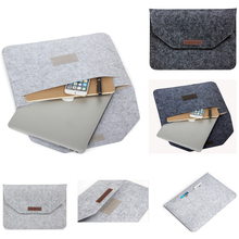 Laptop Bag Case 11 13 15 inch for Macbook Pro Air Laptop Sleeve for Men Women Notebook Cover 11.6 13.3 inch все цены