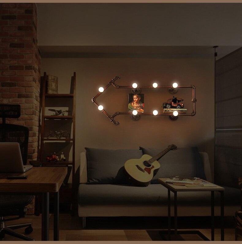 moderne dekoration loft amerikanischen stil schlafzimmer wand ... - Schlafzimmer Amerikanischer Stil
