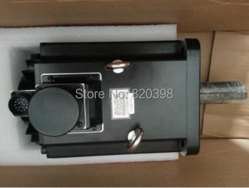 цена на 5.5kw 400v 1500rpm Delta A2 AC Servo Motor ECMA-L11855S3 With Brake New