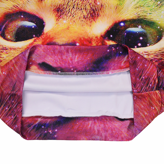 High Quality 22 Style Cat Printed Sweatshirt