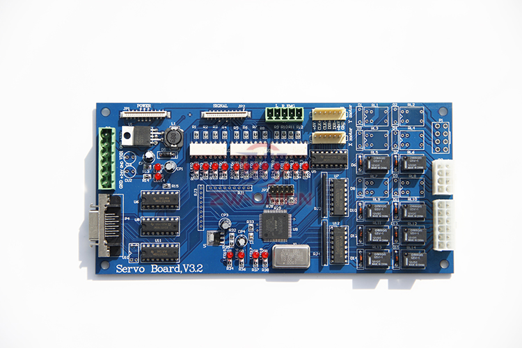 Здесь продается  High Quality!! Large format solvent printer Infiniti Phaeton Printer servo board V3.2  Компьютер & сеть