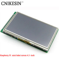 High Quanlity 4 3 Inch LCD TFT LCD Module With Touch Panel TFT Module Display Module