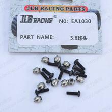 JLB CHEETAH/J3 21101 TEILE Racing 1/10 Bürstenlosen RC AUTO Teile BALL 5,8 EA1030