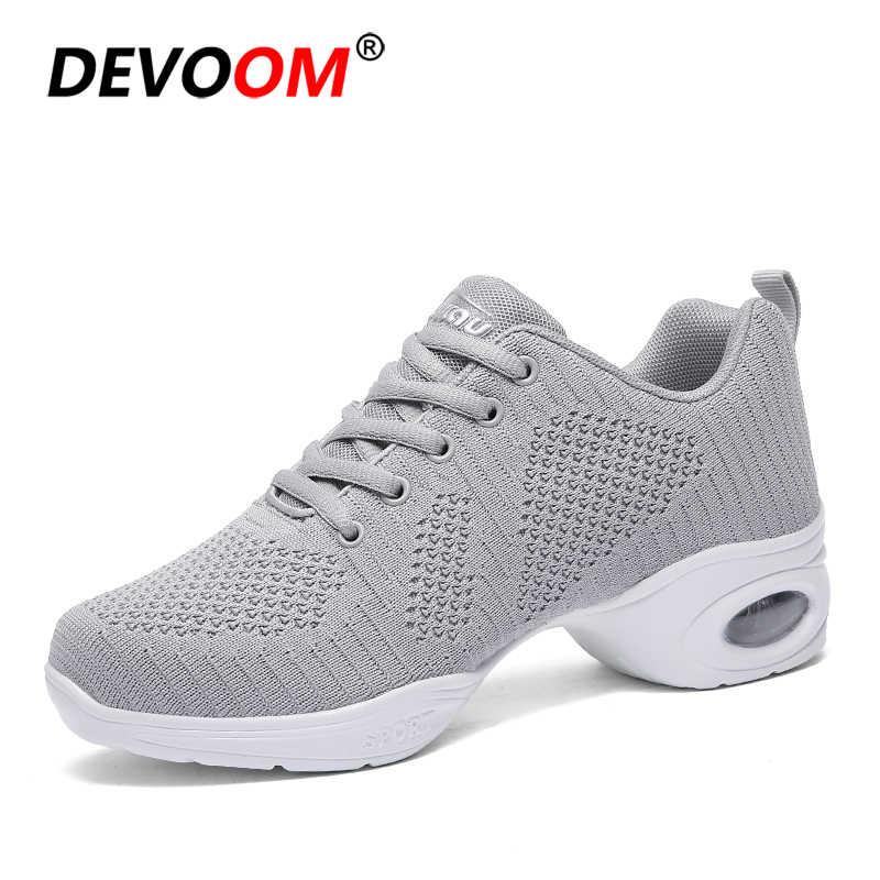 Dance Sneakers Woman Shoe Dance Sport