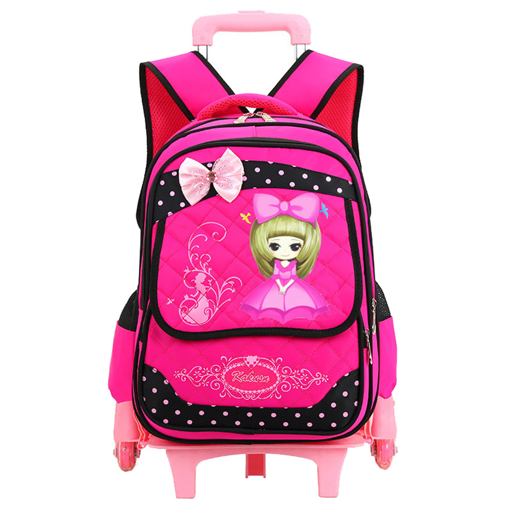 Children School Bags Mochilas Kids Backpacks With Wheel Trolley Luggage For Girls Boys backpack Mochila Infantil Bolsas hello kitty children school bags mochilas kids backpacks with wheel trolley luggage for girls backpack mochila infantil bolsas
