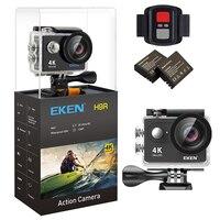 Original EKEN H9 H9R Ultra 4K HD Wifi Action Camera Waterproof 170D 1080p 60FPS Underwater Go