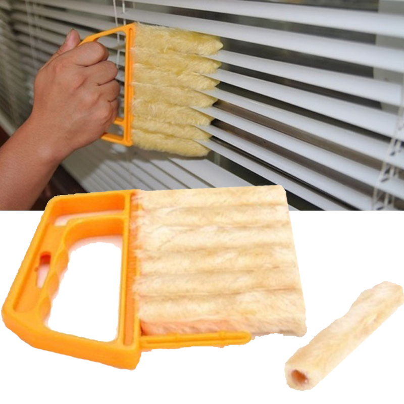 Hot Sale 1 pcs Vertical Window Blinds Cleaning Brush-STAI