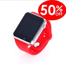 Smart watch tragekomfort unterstützung Schlaf überwachung Smartwatch Für Android IOS Telefon Unterstützung SIM TF Karte PK DZ09 GT08 U8 Aa
