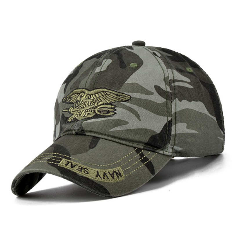 High Quality Army   Cap   Camo   Baseball     Cap   Men Camouflage Snapback Tactical   Cap   Mens   Baseball     Caps   Gorra Snapbacks