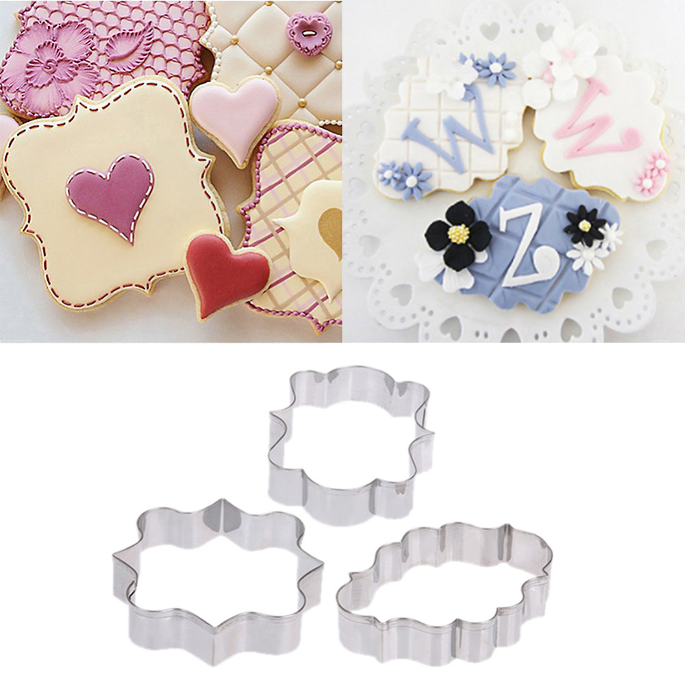 Kitchen Fittings Companies In Botswana: Aliexpress.com : Buy Stainless Cookie Cutter Cake Mold Set