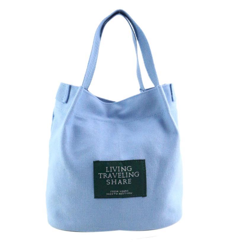 XINIU Women Designer Handbags High Quality Canvas Travel Shoulder Bag Large Tote Ladies Shop Online Handbags Bayan Canta 17Ju