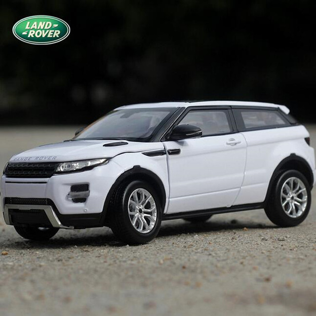 Welly Range Rover Aurora 1:24 Diecast Model Cars Collection Toy Gift