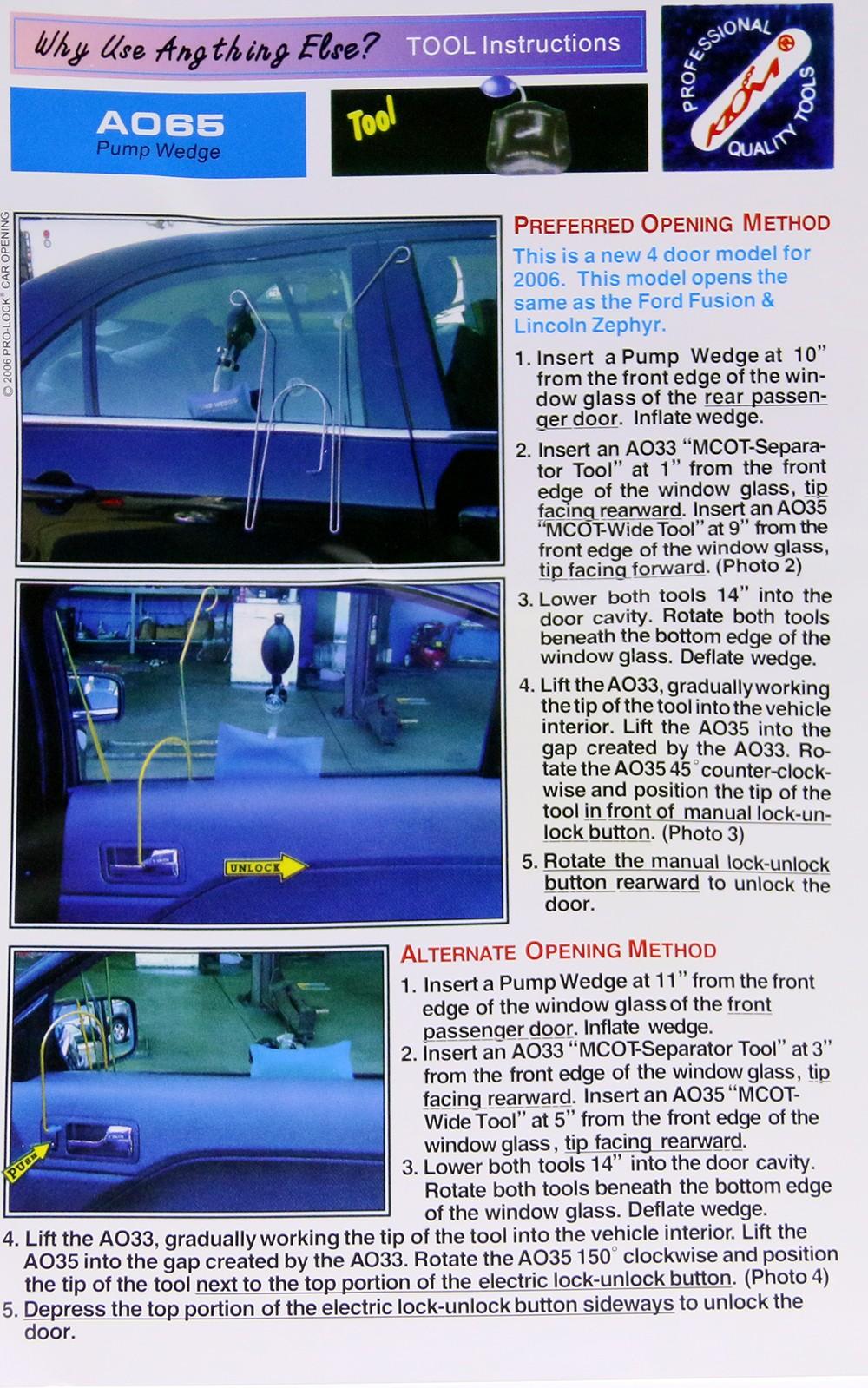 Купить Бесплатная Доставка KLOM Насос Клин Инструменты Locksmith Авто Воздуха Клин Воздуха сумка Отмычку Набор Открыть Замок Двери Автомобиля Авто Подъезд Инструменты дешево