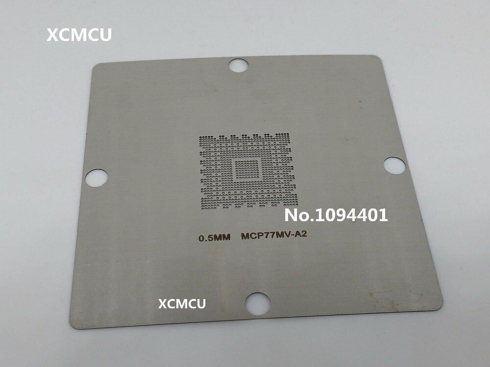 8*8 MCP67MD-A2 MCP67M-A2 MCP67MV-A2 MCP67D-A3 MCP77MV-A2 MCP77MH-A2 Stencil