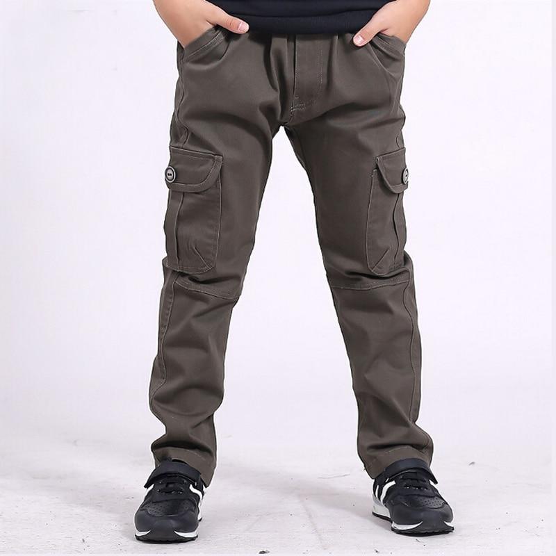 Popular Cargo Pants Boys-Buy Cheap Cargo Pants Boys lots from ...