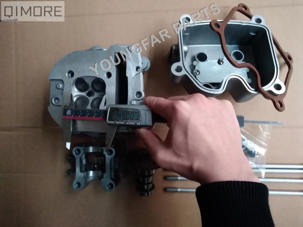 GY6 4V Head kit size 8