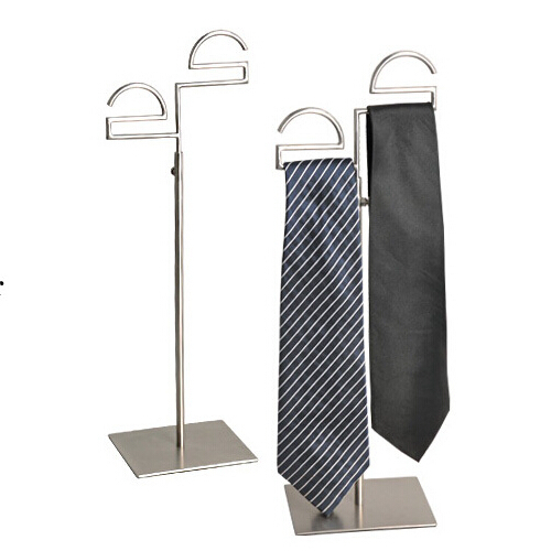 Hot Sell Metal Tie Display Rack, Necktie Display Stand цена