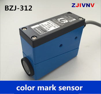 BZJ-312 Packing Machine photocell switch color mark Sensors Auto tracking/rectify deviation, auto detection photoelectric eyes