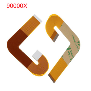 Image 4 - 20 Stks/partij 30000 50000 70000 9 Xxxx Laser Lens Verbindingen Platte Flex Lint Kabel Voor Playstation 2/PS2/ sony Reparatie Vervanging