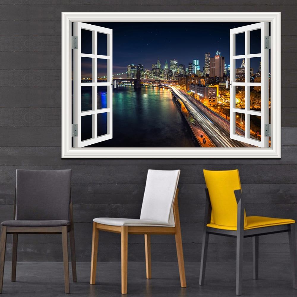 Aliexpress.com : Buy New York Brooklyn High Quality 3D