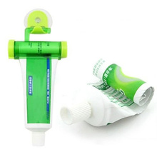 Rolling Toothpaste  Squeezer Dispenser Hanging Tube