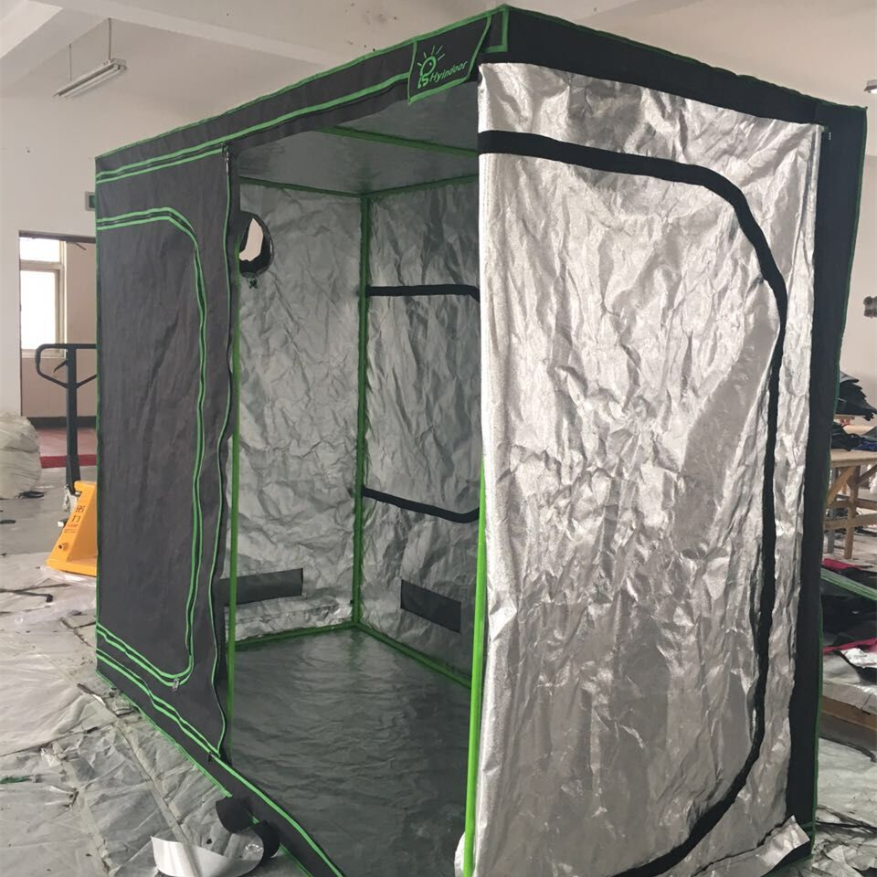 Garden Supplies Greenhous Aluminium Frame 240*120*200(96*48*78 Inches)mylar grow tent hydroponics greenhouses for garden-in Garden Greenhouses from Home ... & Garden Supplies Greenhous Aluminium Frame 240*120*200(96*48*78 ...