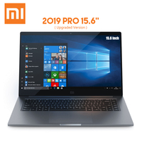 Original Xiaomi Mi Notebook Pro 15.6 inch Laptop Windows 10 Intel Core i5 8250U i7 8550U 1.6GHz 8GB RAM 256GB SSD PC