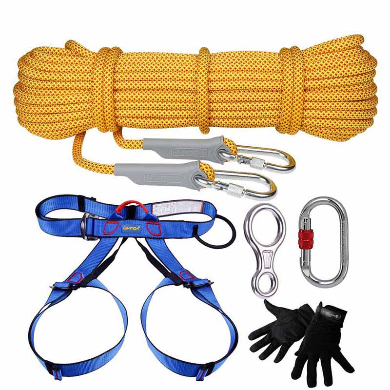 Multifunction Outdoor Climbing Rope Aerial Yoga Hammock Belt Chrysanthemum Rope Climbing Buckle Equipment Camping Tree Belt 2019 Latest Style Online Sale 50% Yoga Belts