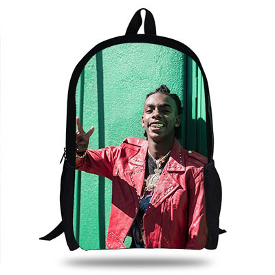Gaohaifeng8 Ynw-Melly Kids Backpack Boys Girls,Appearance is Fashionable Very Practical.
