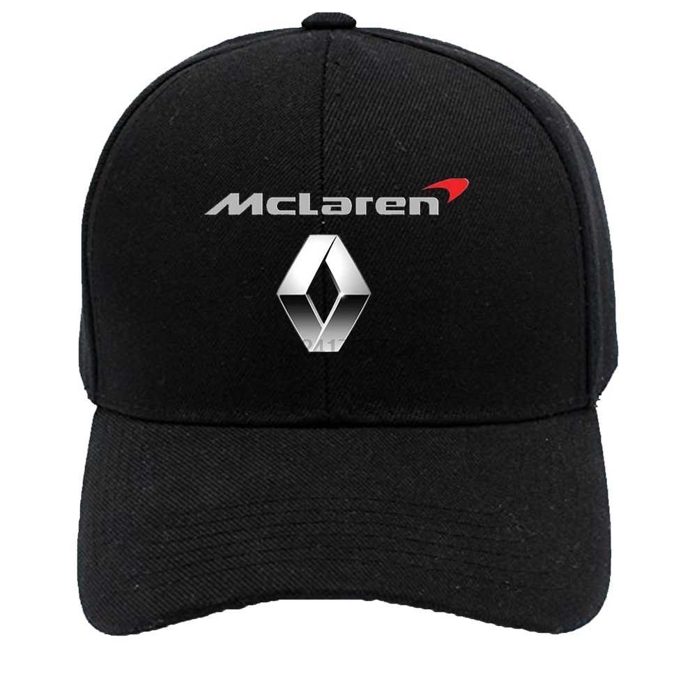21aee425c Detail Feedback Questions about Casual Cotton McLaren Baseball Cap ...