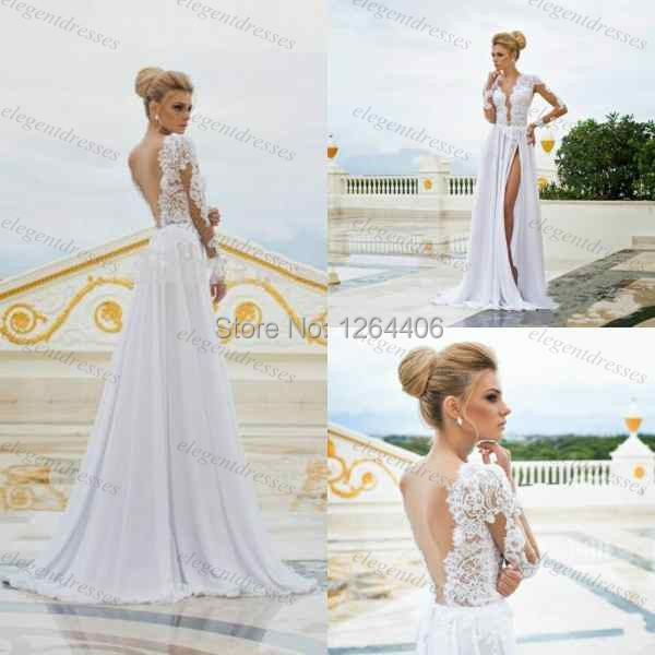 Y Summer Dress Lace Top High Beach Wedding Dresses Made In China