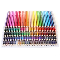 Vividcraft Colored Pencil Set Stationery For School Supplies 120 160 Colors Pencil Artist Painting Wood Colored