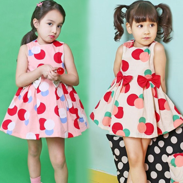 cute flower baby dress kids designer kids clothes on sale