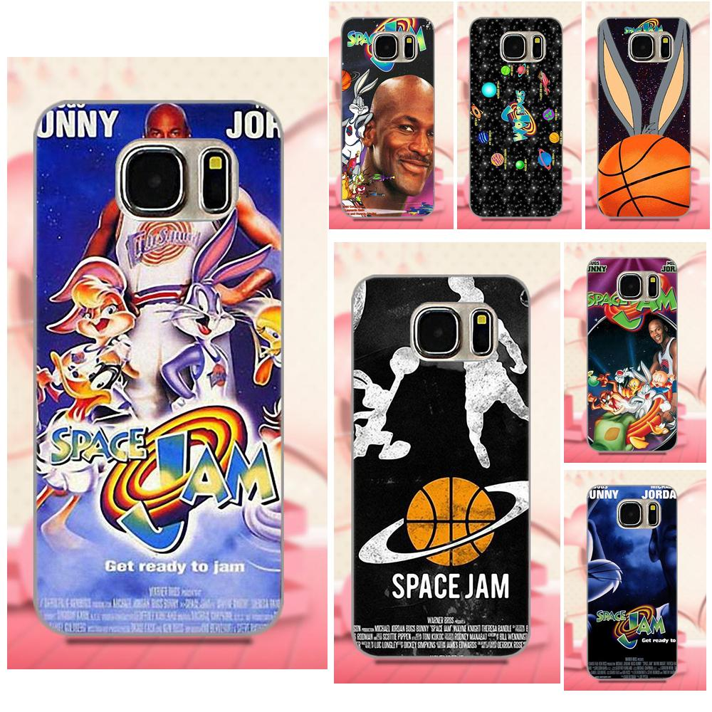 Oedmeb Space Jam TPU For Xiaomi Redmi 5 4A 3 3S Pro Mi4 Mi4i Mi5 Mi5S Mi Max Mix 2 Note 3 4 Plus