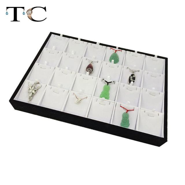 Wholesale Jewelry Display tray Jewelry Organizer case Jewellery Box