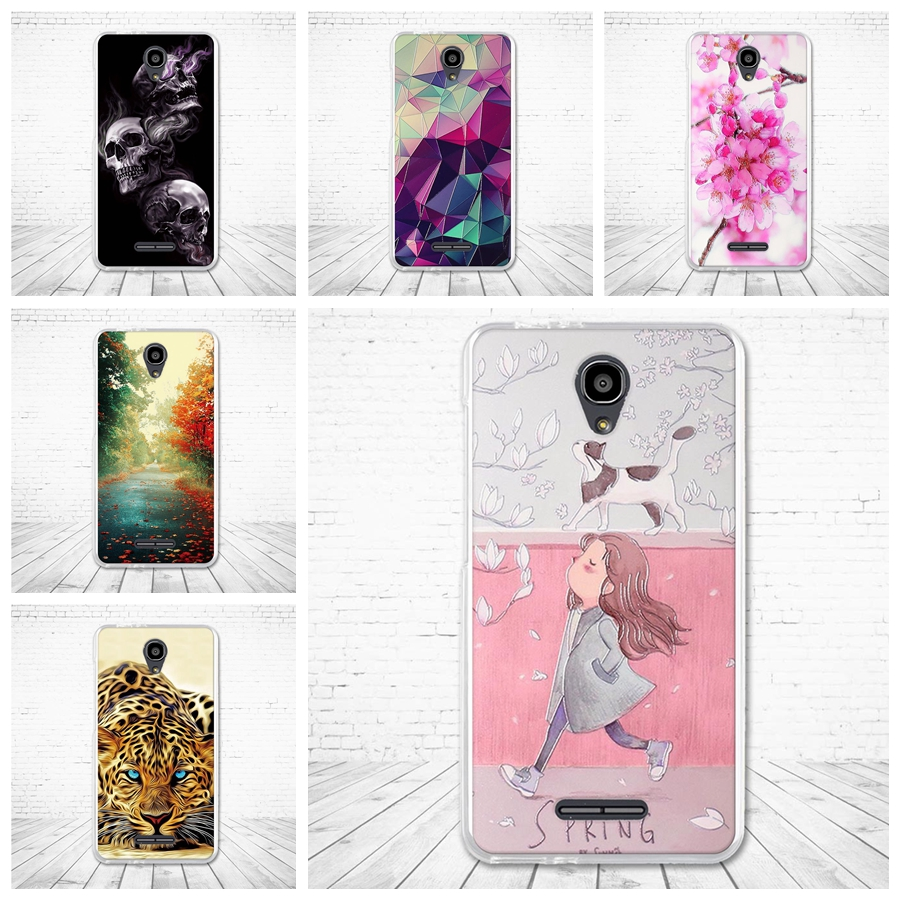 TPU <font><b>Case</b></font> <font><b>for</b></font> <font><b>Alcatel</b></font> OneTouch <font><b>POP</b></font> <font><b>4</b></font> <font><b>5051D</b></font> <font><b>Cases</b></font> Back Soft Silicone Cover <font><b>for</b></font> <font><b>alcatel</b></font> pop4 OT-<font><b>5051D</b></font> 5.0 inch Covers Shells Fundas image
