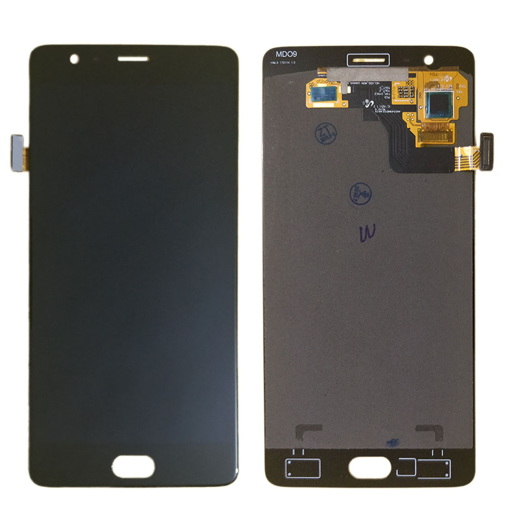 Original Amoled LCD Für <font><b>Oneplus</b></font> 3 3 T A3000 <font><b>A3003</b></font> A3010 LCD Display Touchscreen Digitizer Montage ersatz one plus lcd 5,5 image