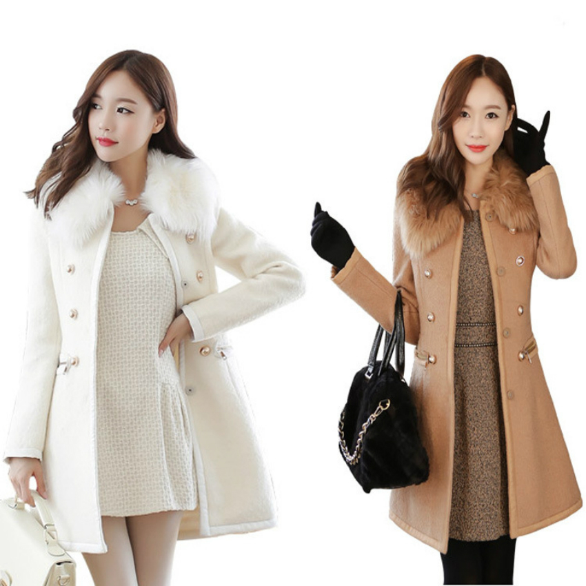 Peacoat Fur Promotion-Shop for Promotional Peacoat Fur on ...