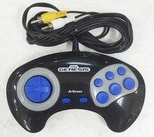 Para Sega 16 pouco Portátil Handheld Game controller gamepad Console bulit com jogos Frete grátis