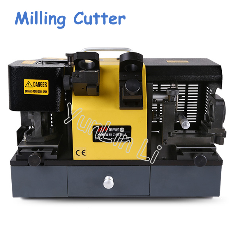 цена на End Mill Grinder Sharpener 4-14mm Alloy Milling Cutter 220V Angle Grinder Machine MR-X6