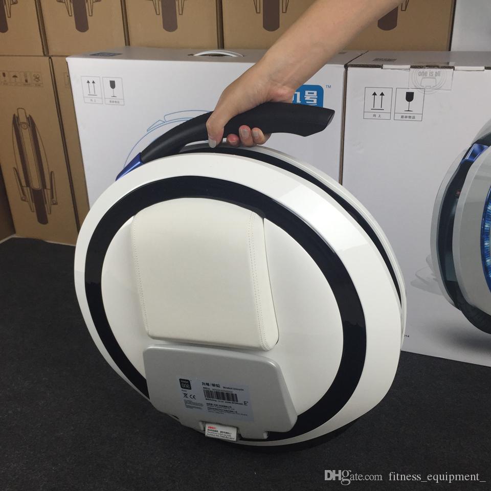 Ninebot One E + smart une roue monocycle auto équilibrage scooter électrique monoroue brouette hoverboard planche à roulettes - 3