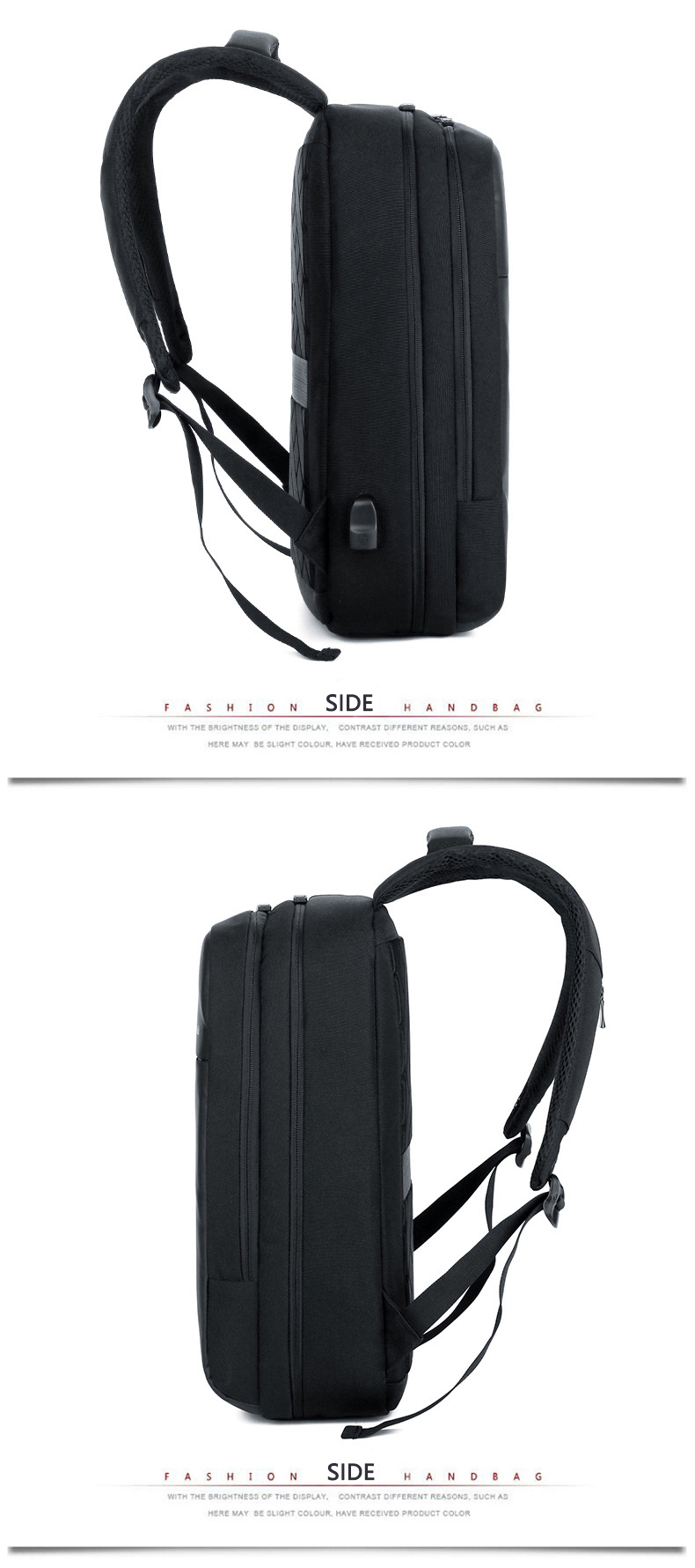 HTB188gQXN rK1RkHFqDq6yJAFXac - Mens 15.6 inch Laptop Business Backpacks Waterproof Male Travel